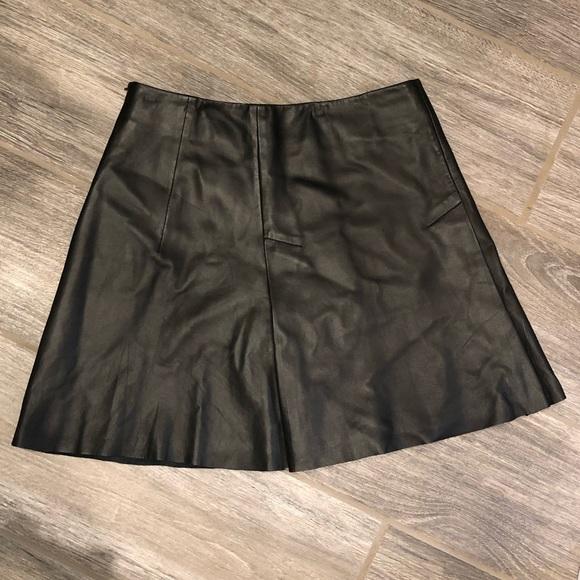 All Saints Dresses & Skirts - All saints ansel leather skirt